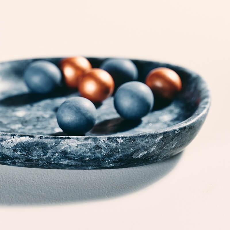 Essence skål (S) Lundhs Blue