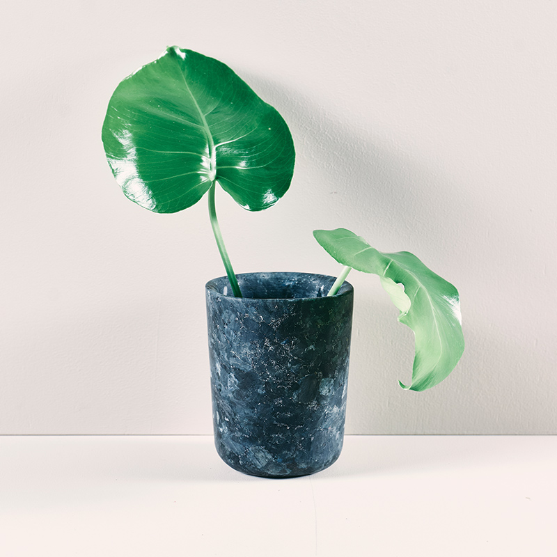Essence vase (S) Lundhs Emerald