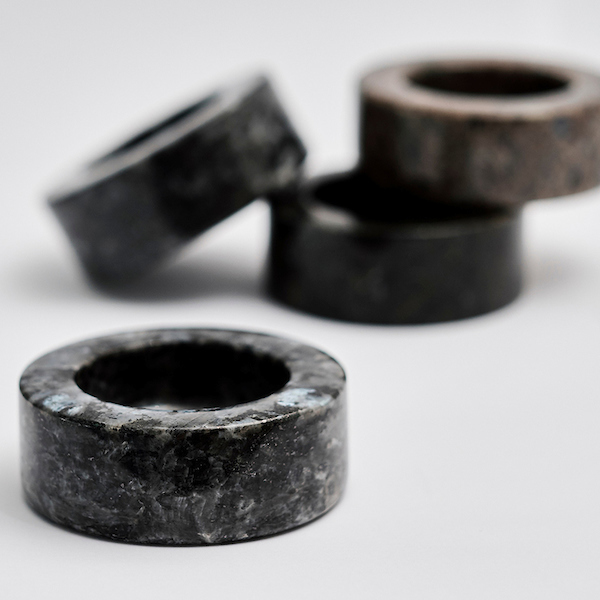 små skåler i norsk naturstein